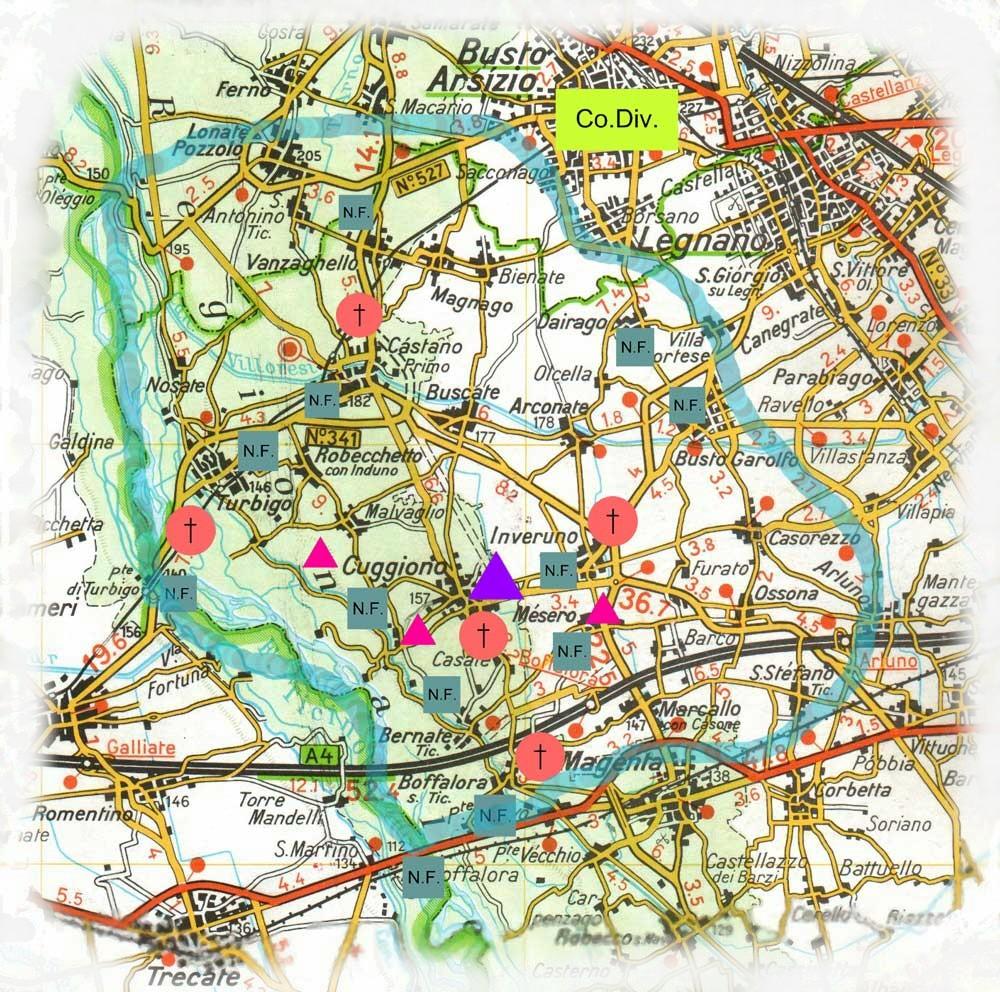 carta topografica Carta topografica